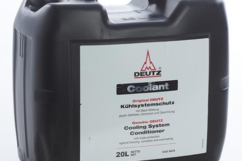 DEUTZ Kühlsystemschutz